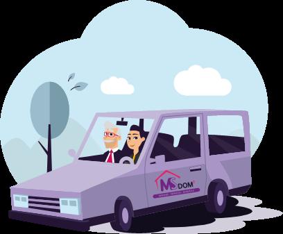 Aide au transport véhiculé